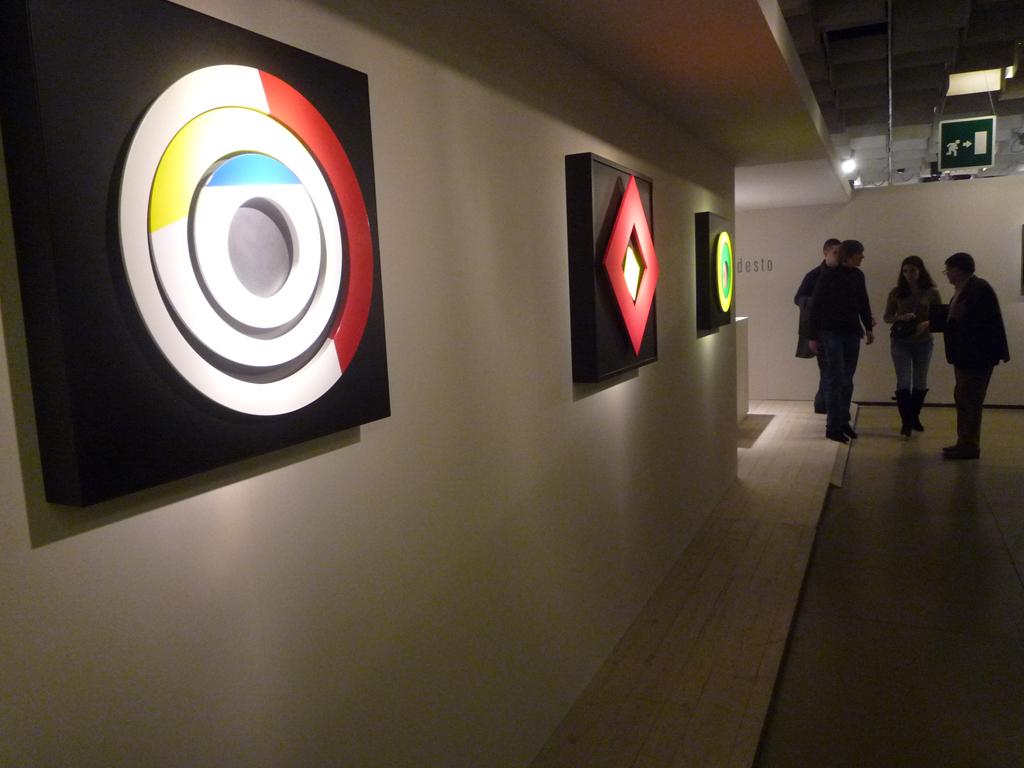 Le opere di Angelo Brescianini