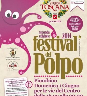 Un Festival dedicato al polpo, re dei molluschi