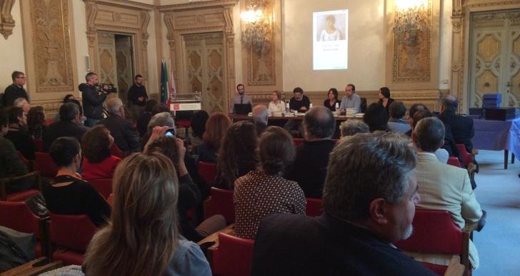 """Il Premio Scrittore toscano 2014 a Franco Quercioli per il libro """"Gino e Fausto"""""""