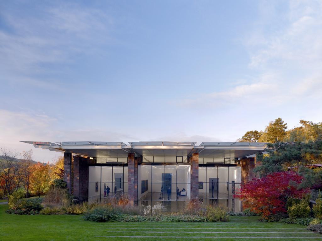 Fondation Beyeler Renzo Piano