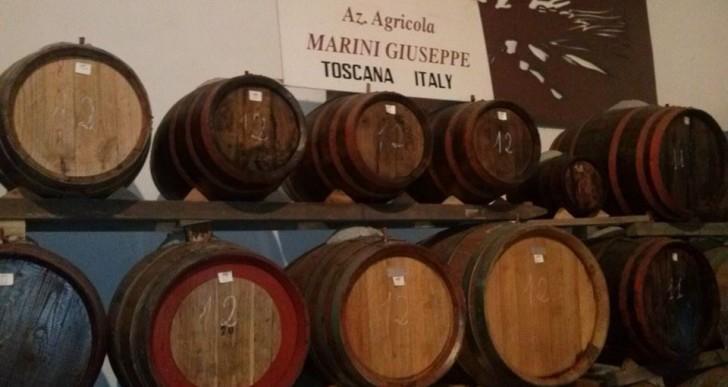 """""""Vin Santo è"""", la degustazione dai caratelli appena aperti"""