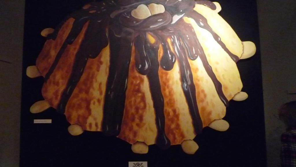 16 Marina Calamai grande torta