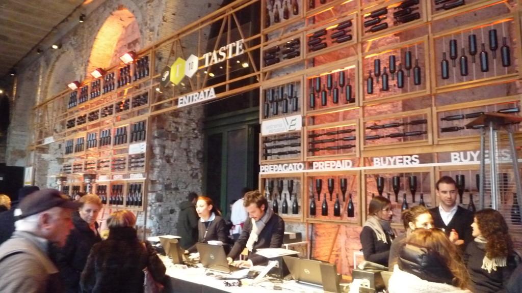 2 Ingresso Taste Stazione Leopolda