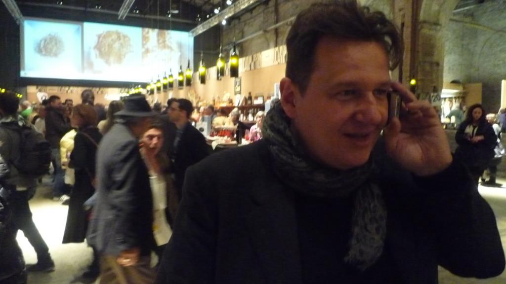 3 Alessandro Moradei progettista dell'allestimento di Taste