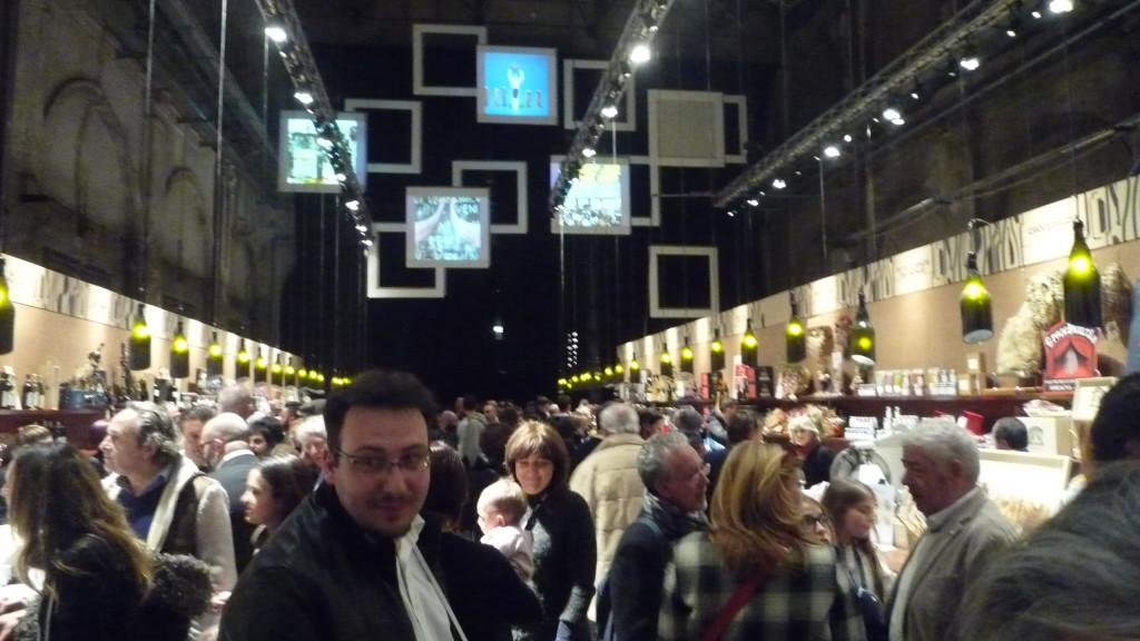 8 Taste Navata Centrale Stazione Leopolda