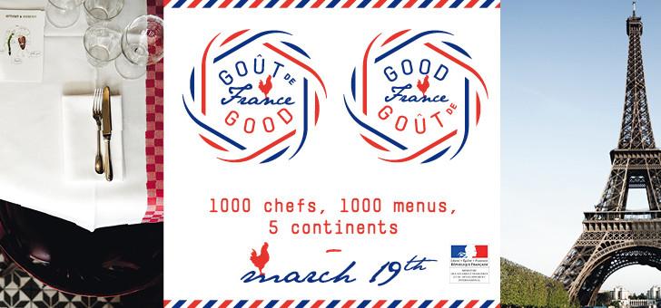 Goût de France / Good France si festeggia la primavera