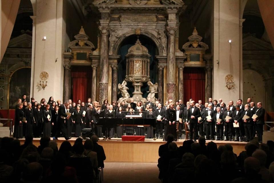 Coro Harmonia Cantata nel Requiem Tedesco di Johannes Brahms