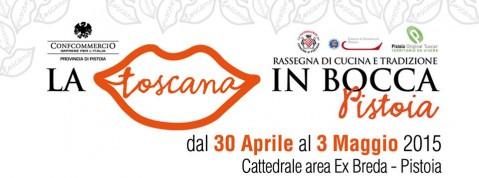 """A Pistoia torna """"La Toscana in bocca"""""""