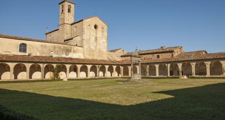 Alla Certosa di Pontignano batte il cuore del Chianti e della Toscana