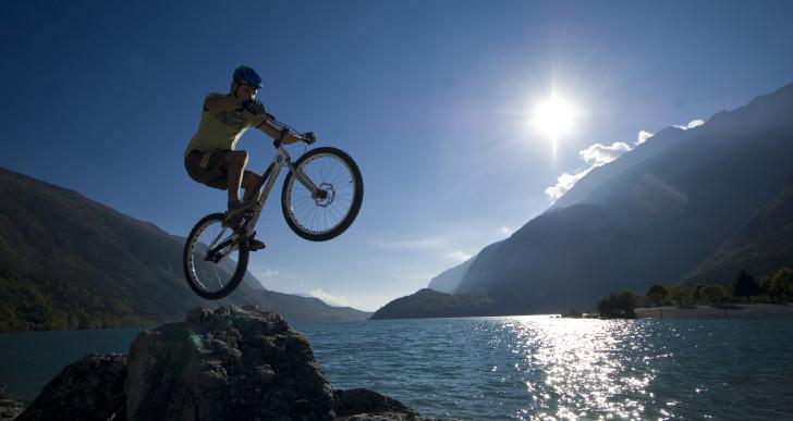 Per gli appassionati di bike la vacanza giusta è sull'altopiano della Paganella