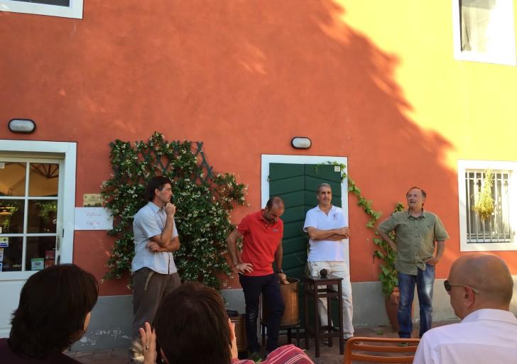 Produrre vino biodinamico: a Lucca si fa