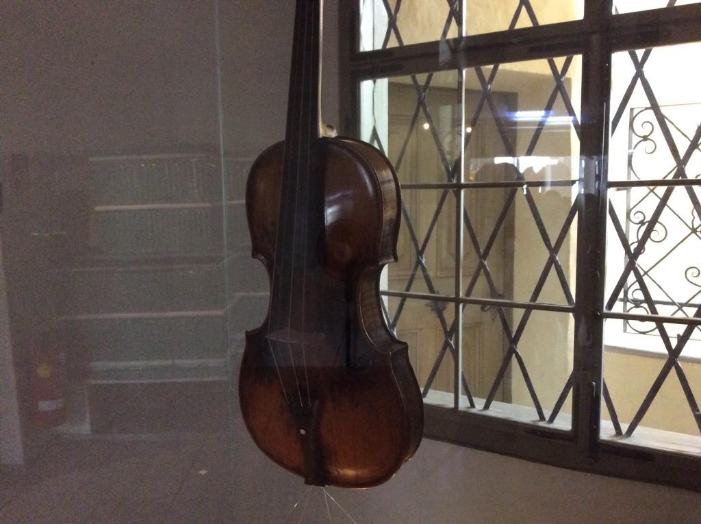 Il violino di Mozart