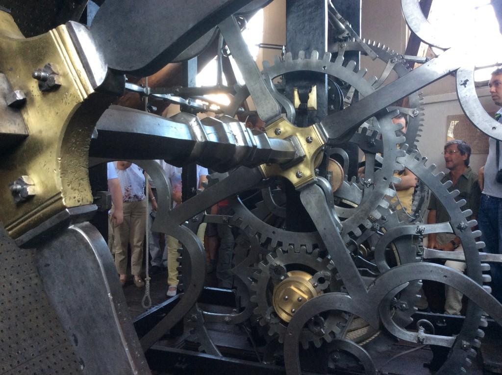 Ingranaggio del Carillon