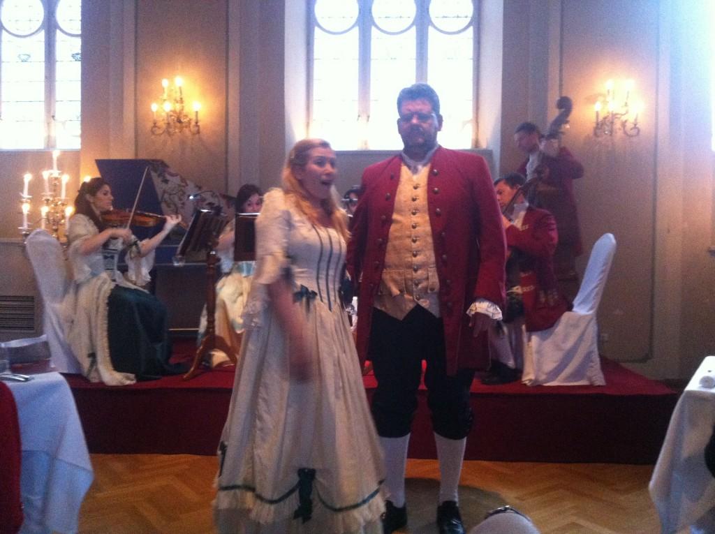 Il Mozart Dinner Concert