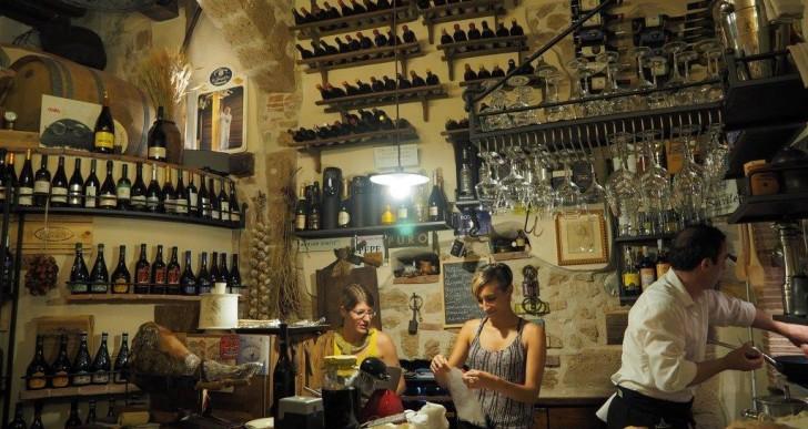 """Tutti i sapori di """"Angiolina"""", trattoria tipica maremmana a Pitigliano (Gr)"""