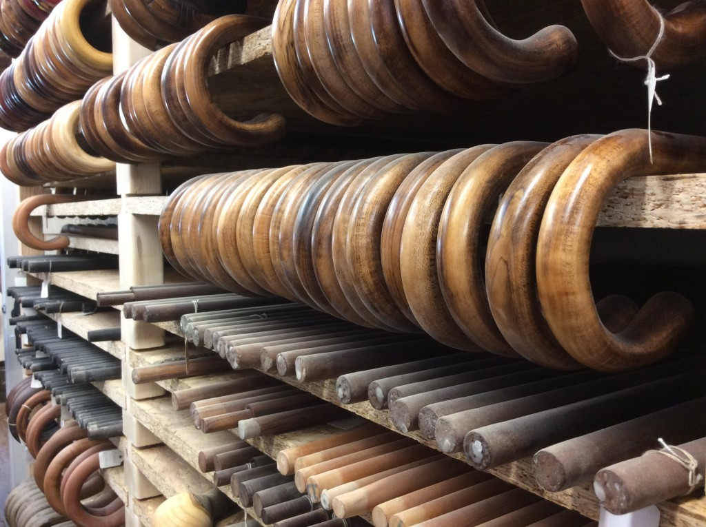 manici in legno