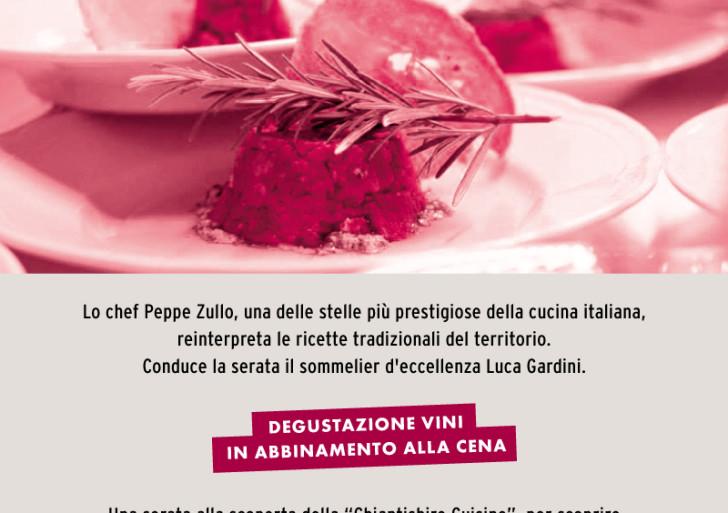 """""""Stelle sul territorio"""" con lo chef Peppe Zullo e il sommelier Luca Gardini"""