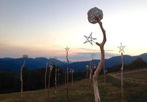 Un parco tra le stelle a San Marcello Pistoiese