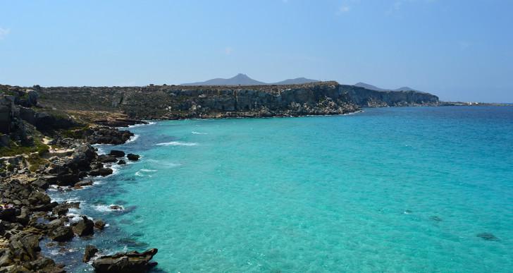 Favignana, un piccolo paradiso mediterraneo