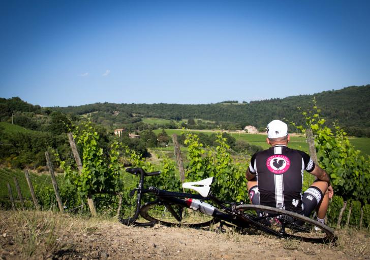 """Il 20 settembre il """"Bike Day"""" sul percorso della Granfondo del Gallo Nero"""