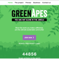 Green Apes
