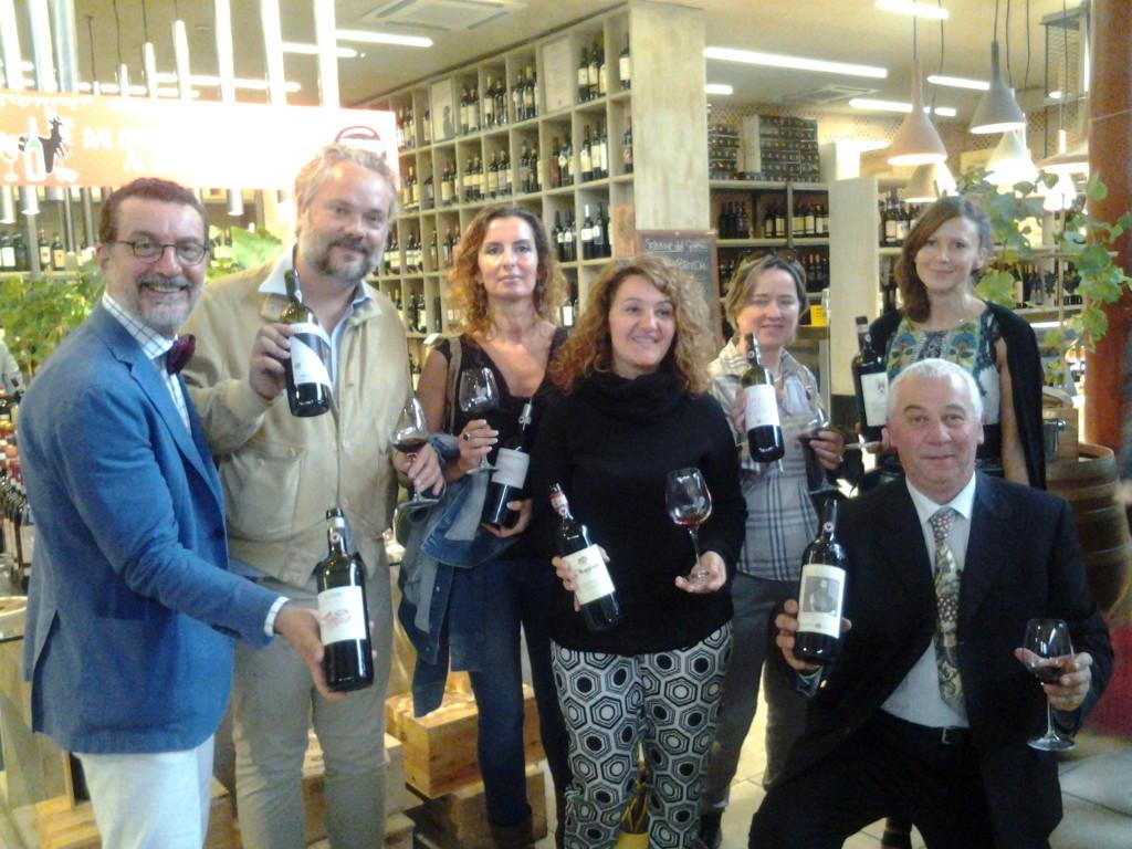 viticoltori Montefioralle