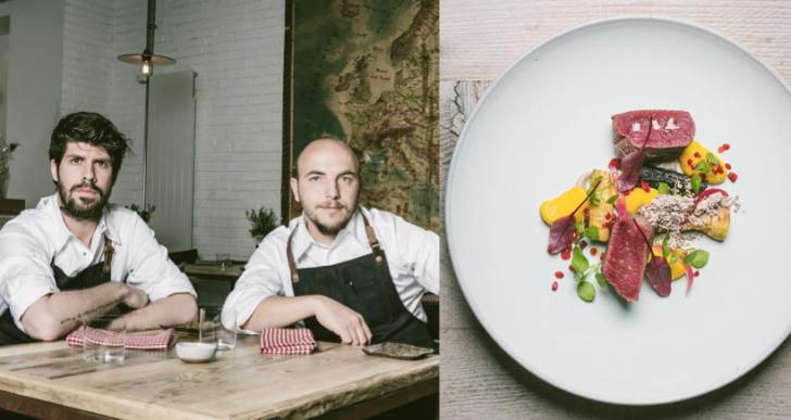 """La cucina italiana nel mondo: """"La Bottega"""", una nuova Stella a Ginevra"""