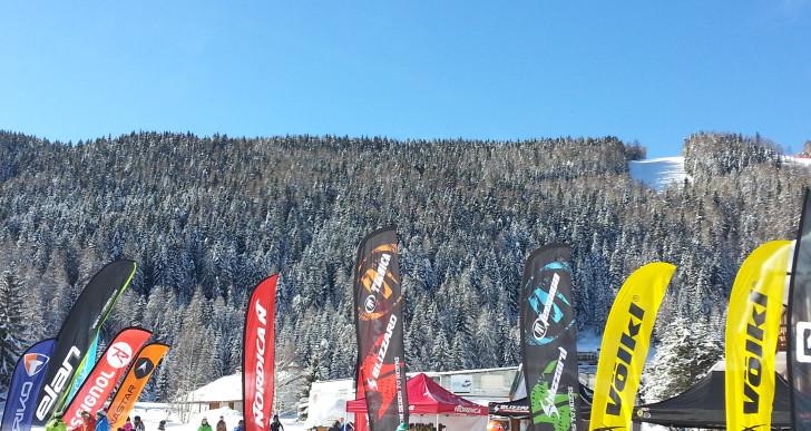Il bello della stagione sciistica sull'Alpe Cimbra