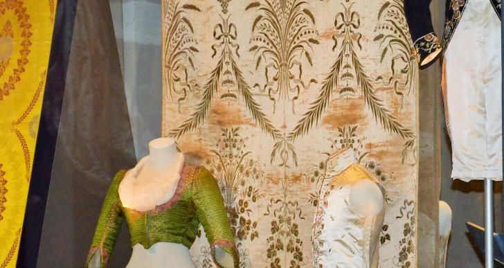 """""""Heritage"""" al Museo del Tessuto di Prato"""