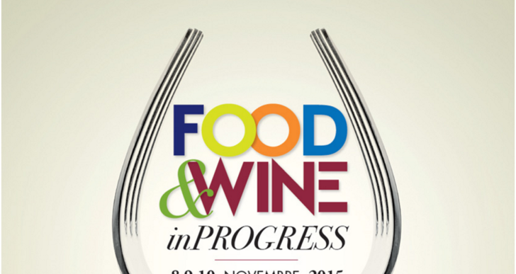 Food and Wine in Progress dall'8 al 10 novembre alla Leopolda