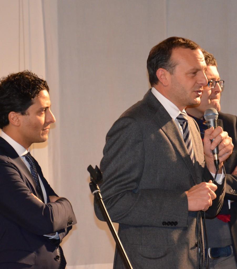 Francesco Marini e Filippo Guarini