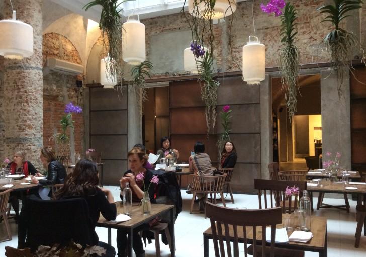 La Ménagère nuovo concept-restaurant a Firenze