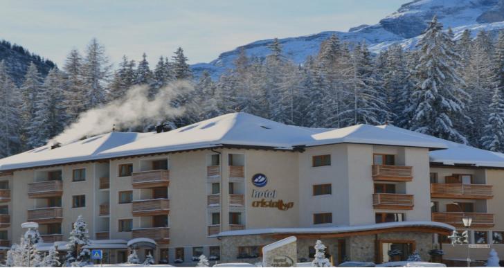 Natale e pre Natale sulla neve in Alta Badia