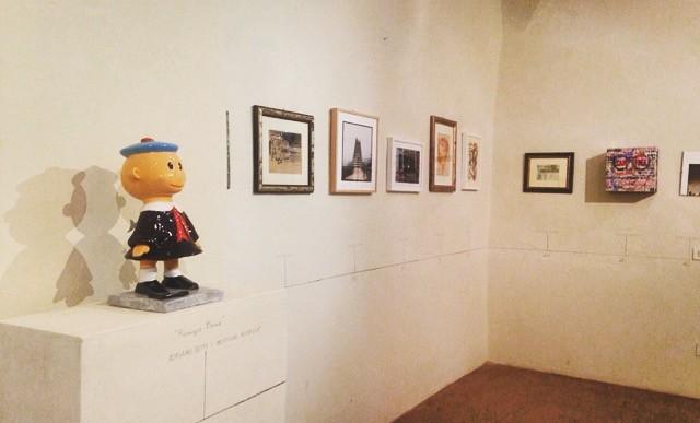 110 artisti in mostra alla Galleria Vannucci di Pistoia