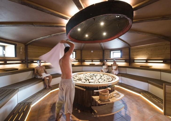 """""""Asmana Wellness World"""" tempio del benessere e del relax"""