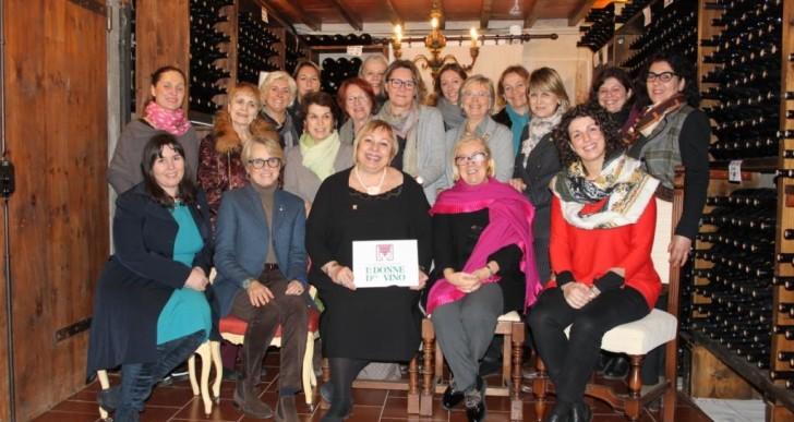 Sabato 5 marzo la prima Festa delle Donne del Vino