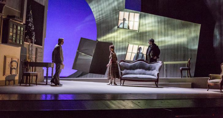 """Week end di debutto al Teatro Manzoni di Pistoia con """"Casa di Bambola"""""""