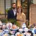 Fuori di Taste con i macaron di Ladurée e le porcellane di casa Ginori