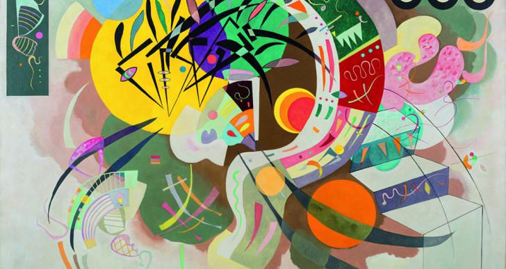 Firenze ospita la mostra da Kandinsky a Pollock, la grande arte dei Guggenheim