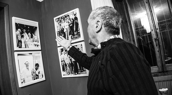 Mario Carnicelli, incontro tra fotografie e racconti