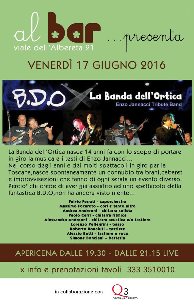 serata Banda Ortica