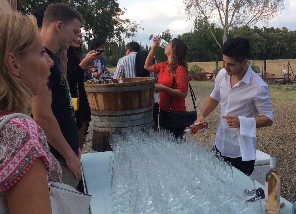 Il banco dei vini