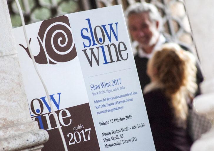 Slow Food al Vinitaly 2017. Tutti gli appuntamenti