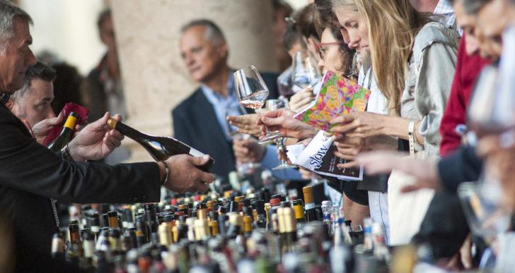 Slow Wine, il vino racconta la storia del territorio