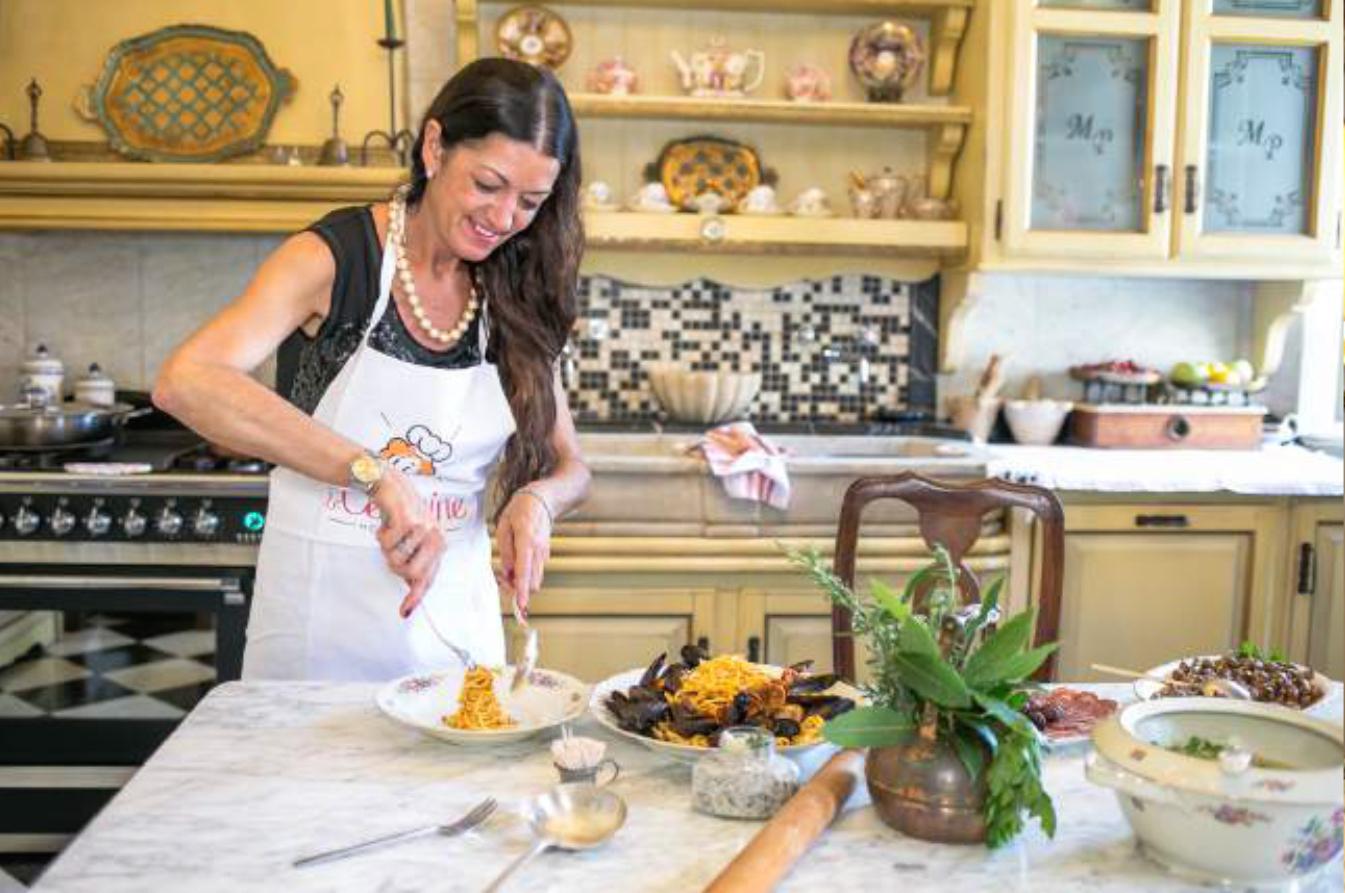 Le cesarine il nuovo home restaurant una startup di for Case tradizionali italiane