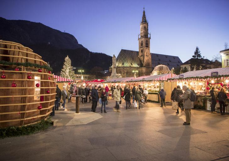 A Bolzano il Mercatino di Natale rivive la tradizione