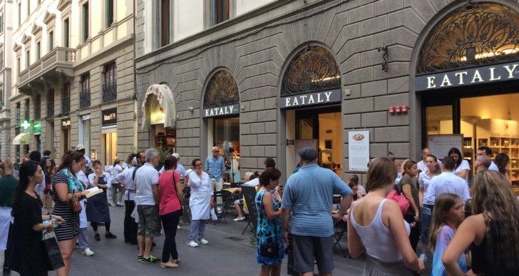 Aprile da Eataly con lo chef siciliano Peppe Barone