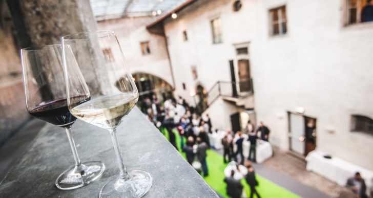Mostra vini di Bolzano, tre giorni dedicati alle grandi etichette