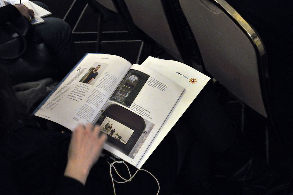 Svizzera Cartella Stampa Print