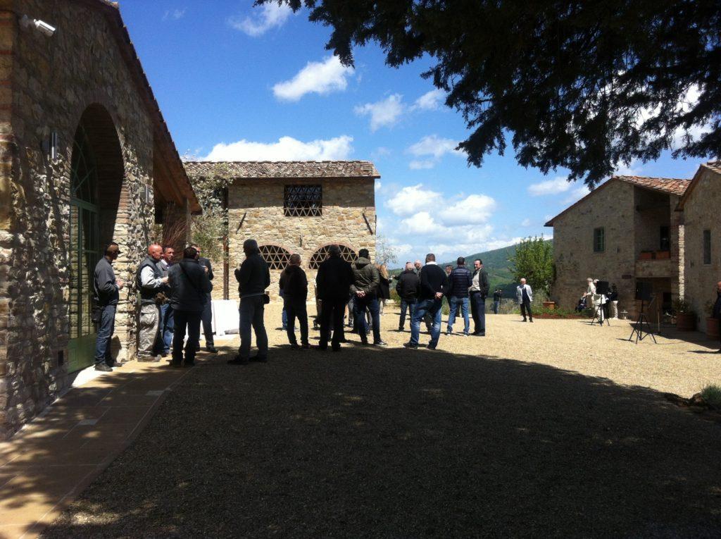 Borgo del Cabreo, relais di charme